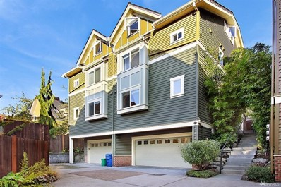 220 12th Ave E UNIT A, Seattle, WA 98102 - MLS#: 1373493