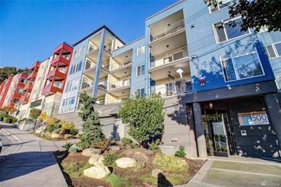 500 Elliott Ave W UNIT 408, Seattle, WA 98119 - MLS#: 1374037