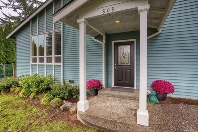809 Woodbine Wy, Bellingham, WA 98229 - MLS#: 1374159