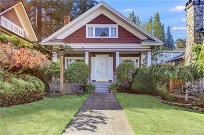 606 N G St, Tacoma, WA 98403 - MLS#: 1375360