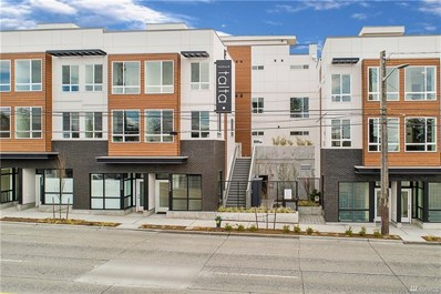 7528 15th Ave NW UNIT F, Seattle, WA 98117 - MLS#: 1375828