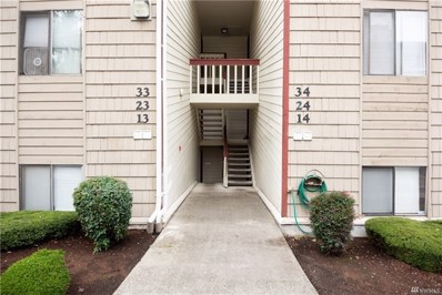 2411 S 248th St UNIT D-34, Kent, WA 98032 - MLS#: 1376843