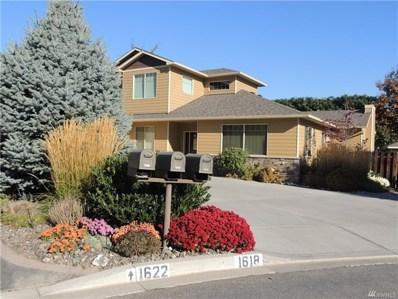 1618 Quail Hollow Lane, Wenatchee, WA 98801 - MLS#: 1376899
