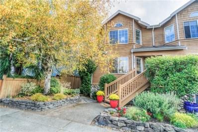 7910 Ashworth Ave N UNIT C, Seattle, WA 98103 - MLS#: 1377144
