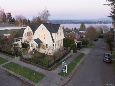 1600 35th Ave, Seattle, WA 98122 - MLS#: 1380031