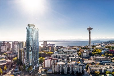 600 Wall St UNIT 1008, Seattle, WA 98121 - MLS#: 1380087