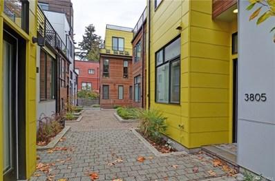 3805 Fremont Lane N, Seattle, WA 98103 - MLS#: 1381027