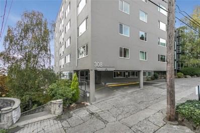 308 E Republican St UNIT 414, Seattle, WA 98102 - MLS#: 1381633