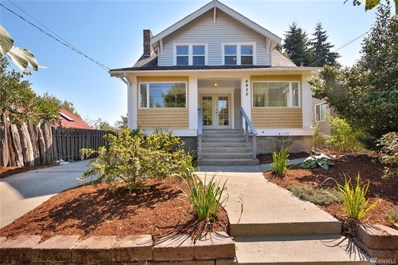 4850 35th Ave SW, Seattle, WA 98126 - MLS#: 1382067