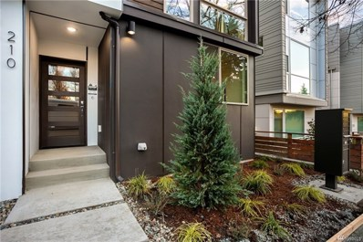 210 20th Ave S, Seattle, WA 98144 - MLS#: 1382744
