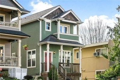 1116 N K St, Tacoma, WA 98403 - MLS#: 1383657