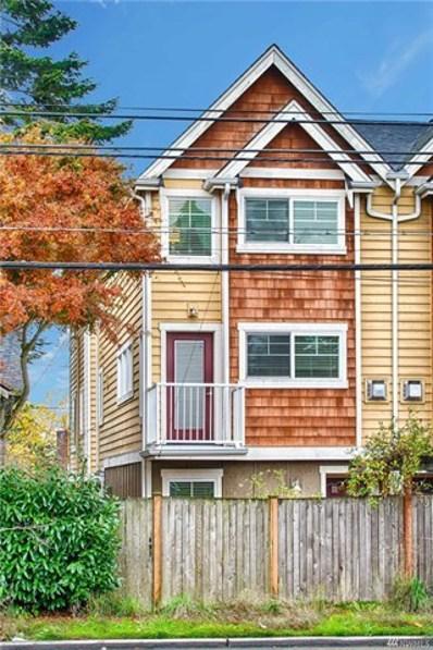 345 N 105th St UNIT B, Seattle, WA 98133 - MLS#: 1383712