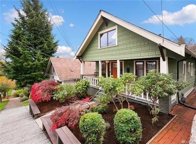 323 NE 55th St, Seattle, WA 98105 - MLS#: 1383747