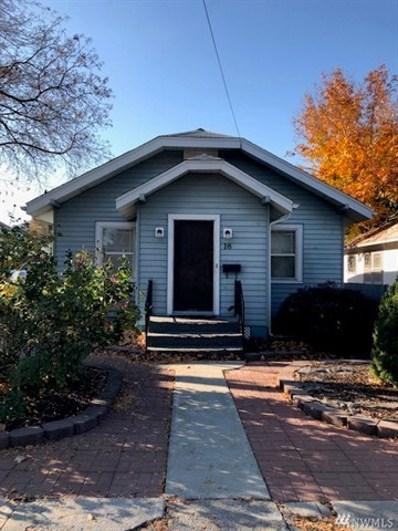 18 S Wilson St, Wenatchee, WA 98801 - MLS#: 1384261
