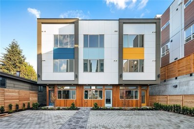 7534 15th Ave NW UNIT A, Seattle, WA 98117 - MLS#: 1385744