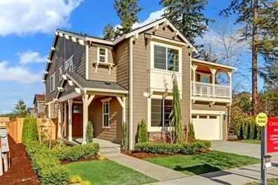 10024 NE 162nd (Homesite 61) St, Bothell, WA 98011 - MLS#: 1386189