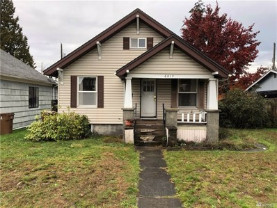 6019 S Lawrence St, Tacoma, WA 98409 - MLS#: 1386210