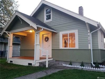 6106 S Yakima Ave, Tacoma, WA 98408 - MLS#: 1387542