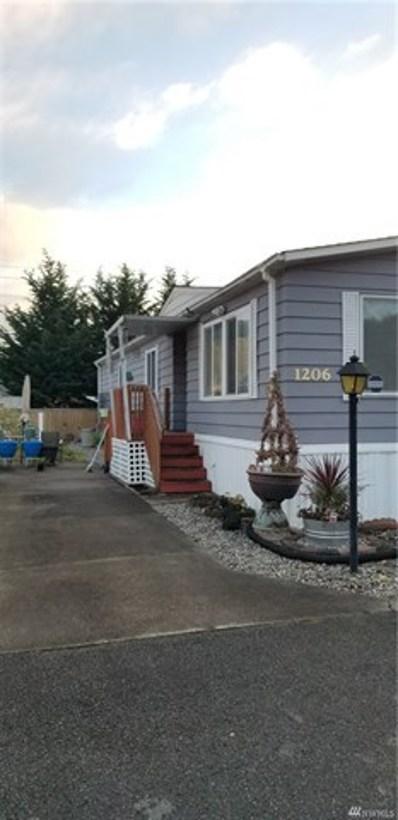 1206 98th St E, Tacoma, WA 98445 - MLS#: 1387557