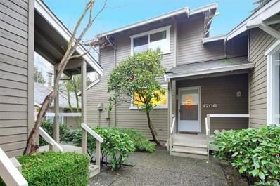 1206 101st Place NE UNIT 1206, Bellevue, WA 98004 - MLS#: 1389090