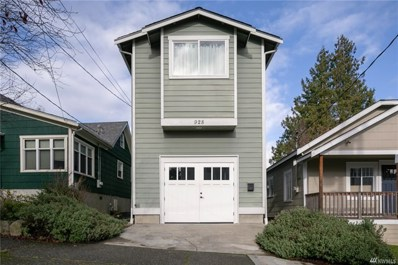 928 N 86th St, Seattle, WA 98103 - MLS#: 1389808