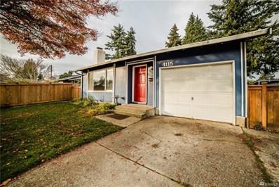 4115 N 21st St, Tacoma, WA 98406 - MLS#: 1389847
