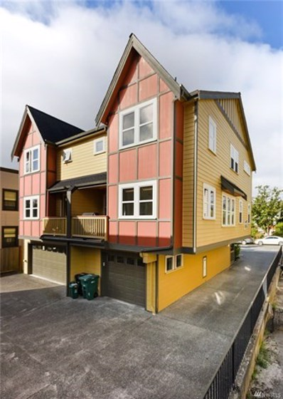 4322 Francis Ave N UNIT B, Seattle, WA 98103 - MLS#: 1391038