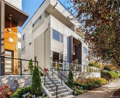 2212 Franklin Ave E UNIT B, Seattle, WA 98102 - MLS#: 1391654