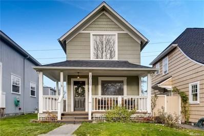 1015 N Cushman Ave, Tacoma, WA 98403 - MLS#: 1393295
