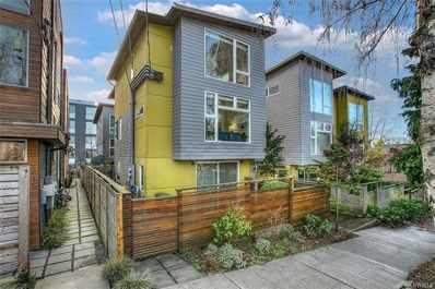 1413 E Fir St UNIT B, Seattle, WA 98122 - MLS#: 1396617