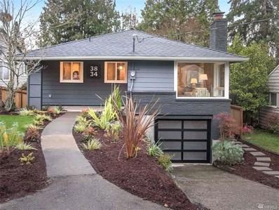 3834 NE 92nd St, Seattle, WA 98115 - #: 1398571
