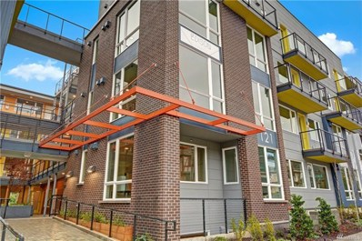 121 12th Ave E UNIT 105, Seattle, WA 98102 - MLS#: 1401038