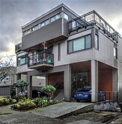 747 Belmont Place E UNIT 301A, Seattle, WA 98102 - MLS#: 1402751