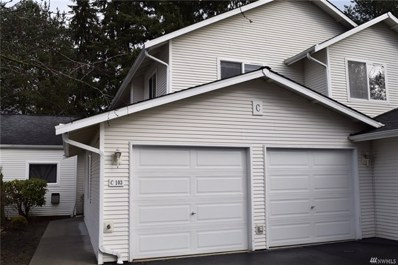 217 112th St SW UNIT C103, Everett, WA 98204 - #: 1404650