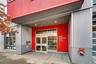 827 Hiawatha Place S UNIT 217, Seattle, WA 98144 - #: 1411228