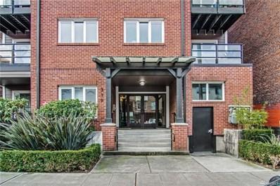 319 Summit Ave E UNIT 201, Seattle, WA 98102 - #: 1411600