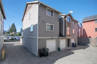 9231 17th Ave SW UNIT B, Seattle, WA 98106 - MLS#: 1419587