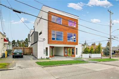 4313 SW Brandon St, Seattle, WA 98136 - MLS#: 1420203