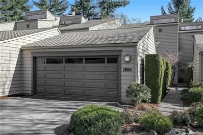 1804 102nd Ave NE, Bellevue, WA 98004 - MLS#: 1421622