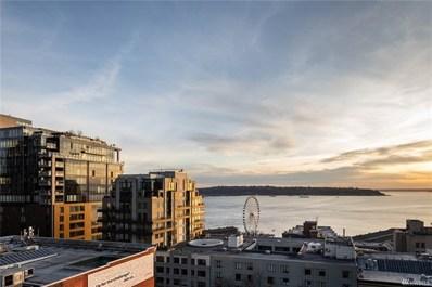 1415 2nd Ave UNIT 1009, Seattle, WA 98101 - MLS#: 1424480