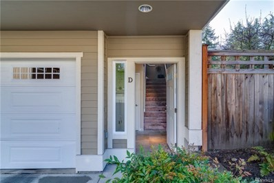 7803 218 St SW UNIT D, Edmonds, WA 98026 - MLS#: 1428318