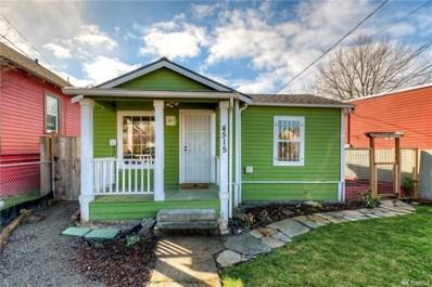 4515 S Findlay St, Seattle, WA 98118 - #: 1428503