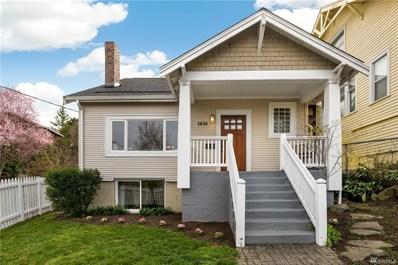 1630 32nd Ave, Seattle, WA 98122 - #: 1428522