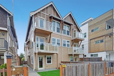 2433 55th Ave SW UNIT B, Seattle, WA 98116 - MLS#: 1428784