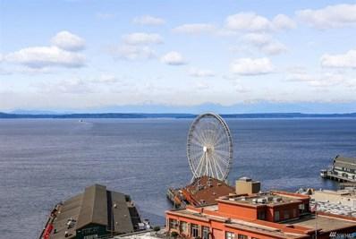 1107 1st Ave UNIT 1305, Seattle, WA 98101 - MLS#: 1430706