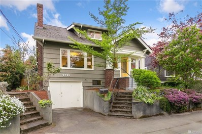4711 Meridian Ave N, Seattle, WA 98103 - MLS#: 1435552