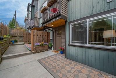 2715 W Jameson St UNIT A, Seattle, WA 98199 - MLS#: 1436016