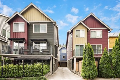 4527 NE 55th St UNIT C, Seattle, WA 98105 - #: 1436266