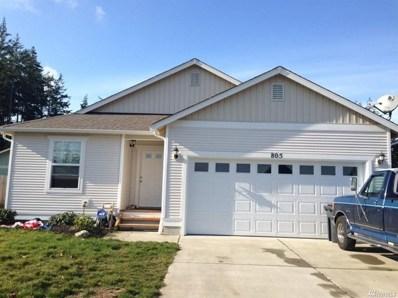 805 NW Lateen, Oak Harbor, WA 92543 - MLS#: 1444233