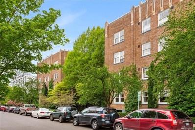 1631 16th Ave UNIT 106, Seattle, WA 98122 - MLS#: 1445296
